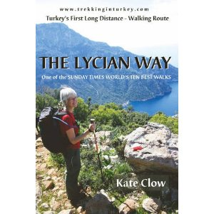 Cover The Lycian Way